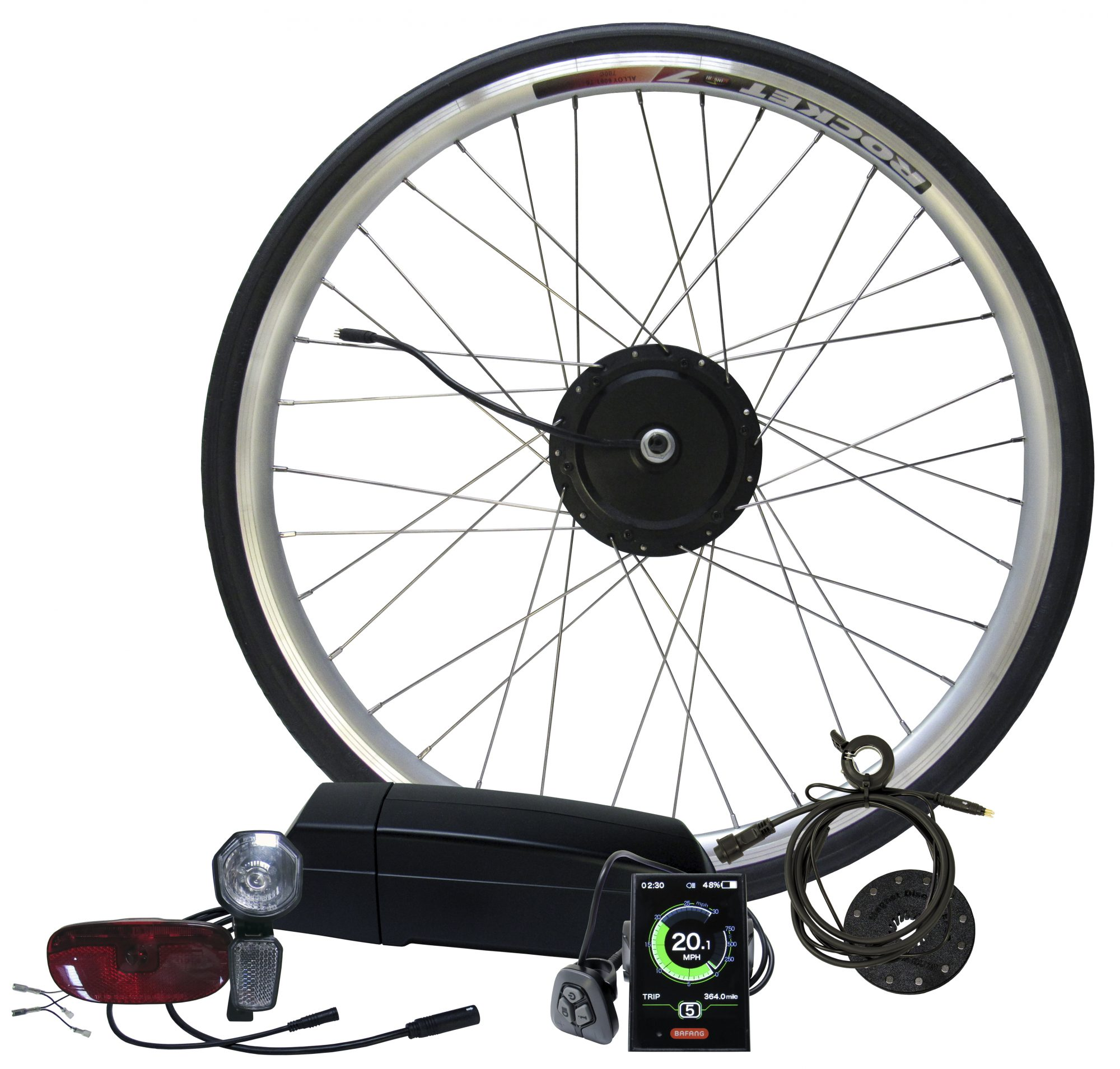 Summit Electric Bike Kit